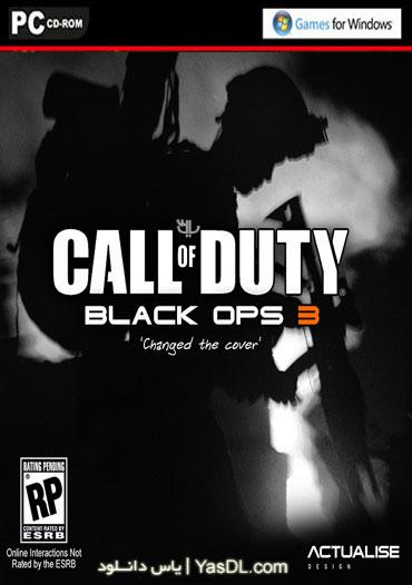 دانلود تریلر بازی Call of Duty: Black Ops 3