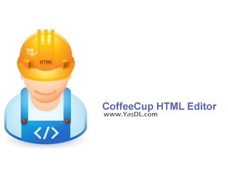 دانلود CoffeeCup HTML Editor 15.1 build 782 - نرم افزار ویرایش صفحات وب