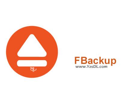 دانلود FBackup 5.4 build 799 - نرم افزار پشتیبان گیری حرفه ای از فایل ها