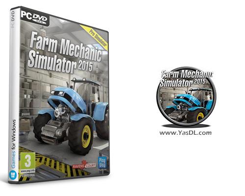 دانلود بازی Farm Mechanic Simulator 2015 برای PC