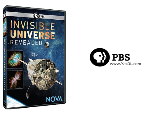 دانلود مستند Invisible Universe Revealed 25 years of Hubble