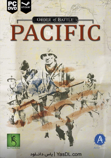 دانلود بازی Order of Battle Pacific برای PC