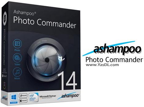 دانلود Ashampoo Photo Commander 14.0.0 - نرم افزار مدیریت تصاویر
