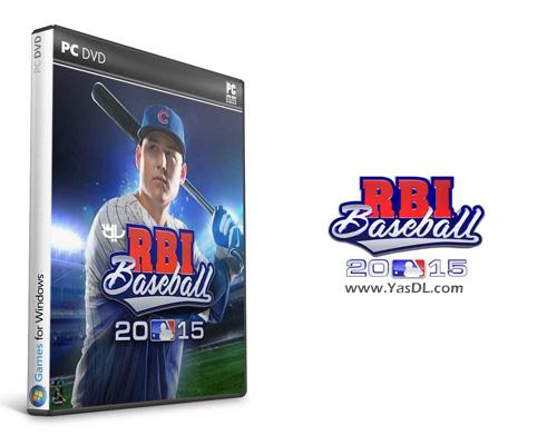 دانلود بازی R.B.I. Baseball 15 برای PC