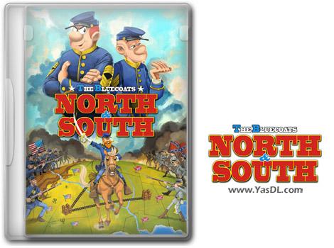 دانلود بازی The Bluecoats North vs South برای PC