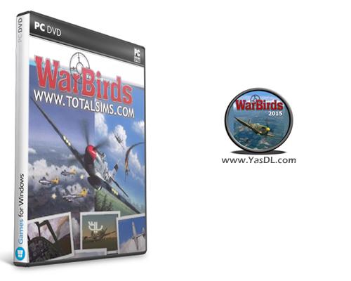 دانلود بازی WarBirds World War II Combat Aviation برای PC