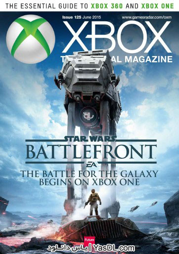 دانلود مجله Xbox The Official Magazine - June 2015