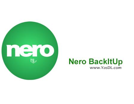 دانلود Nero BackItUp 23.0.1.25 - نرم افزار پشتیبان گیری از اطلاعات