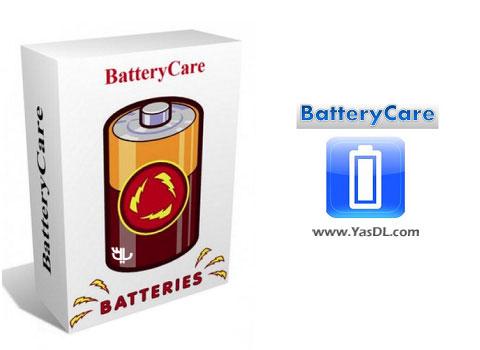 دانلود BatteryCare 0.9.26 + Portable - نرم افزار بهینه ساز باتری لپ تاپ