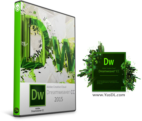 دانلود Adobe Dreamweaver CC 2015