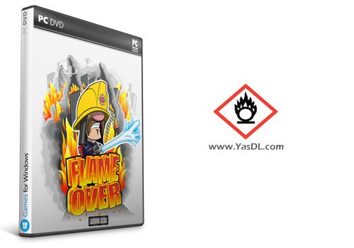 دانلود بازی Flame Over - بازی آتش نشانی برای کامپیوتر