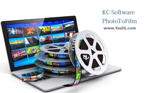 دانلود PhotoToFilm 3.9.5.104 - نرم افزار تبدیل عکس به فیلم