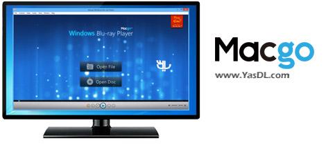 دانلود Macgo Windows Blu-ray Player نرم افزار پخش فایل های بلوری