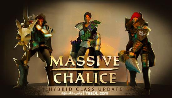 دانلود بازی MASSIVE CHALICE برای PC