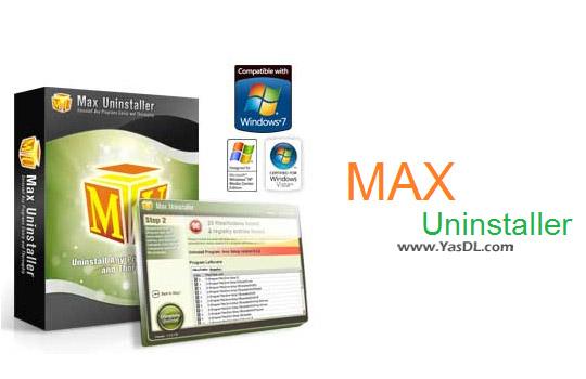 دانلود Max Uninstaller 3.5.0.1539 - نرم افزار حذف کامل برنامه ها
