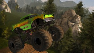 Monster Jam Battlegrounds 1