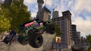 Monster Jam Battlegrounds 3