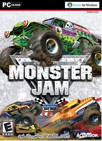 دانلود بازی Monster Jam Battlegrounds برای PC