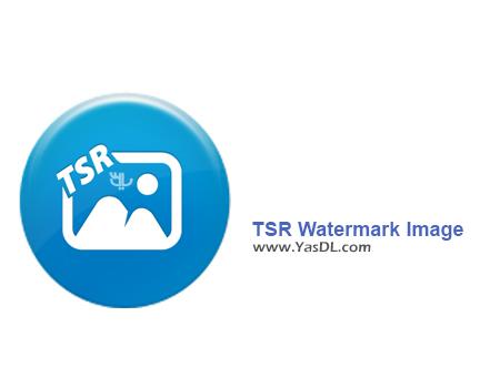 دانلود TSR Watermark Image Pro 3.5.3.2 - نرم افزار قرار دادن واترمارک روی تصاویر