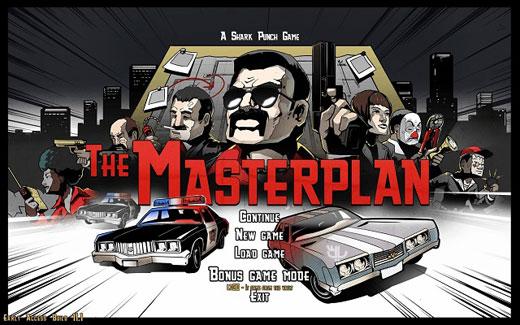 دانلود بازی کم حجم The Masterplan برای PC