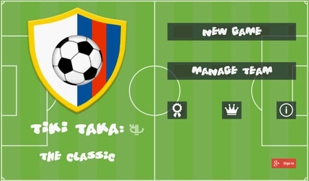 دانلود بازی Tiki Taka Soccer 1.0.00.015 برای اندروید + پول بی نهایت