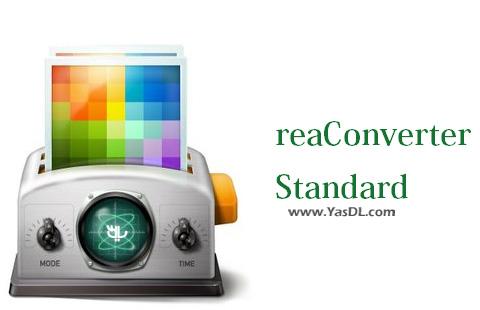دانلود reaConverter Standard 7.143 - نرم افزار تبدیل فرمت تصاویر
