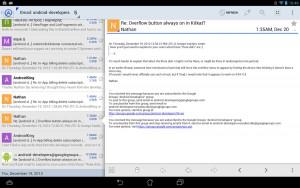 Aqua Mail Pro - email app
