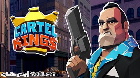 دانلود بازی Cartel Kings 1.401 - پادشاهان کارتل برای اندروید + نسخه مود شده و دیتا