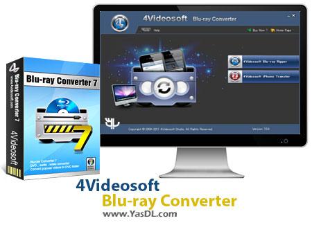 دانلود 4Videosoft Blu-ray Converter 7.2.16 - نرم افزار مبدل بلوری