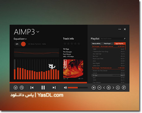 AIMP 4.70 Build 2222 Final + Portable Audio Player