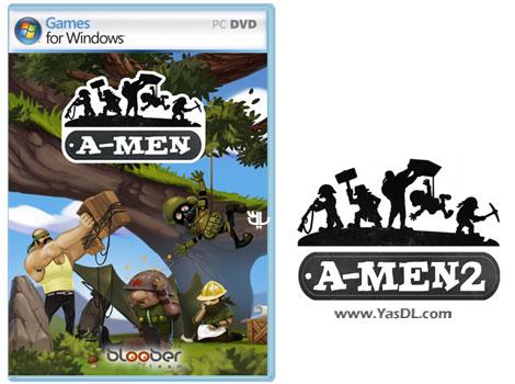 دانلود بازی A-Men 2 برای PC