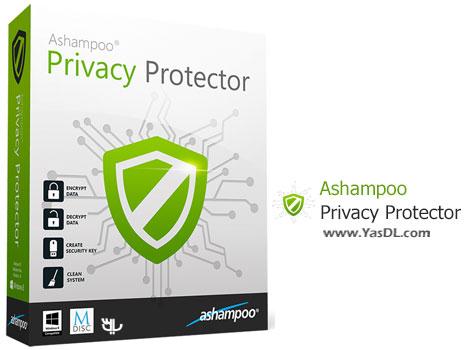 دانلود Ashampoo Privacy Protector 1.0.1.60 - نرم افزار حفظ حریم خصوصی