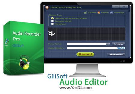 GiliSoft Audio Recorder Pro 7.4.0 - Audio Recording Software