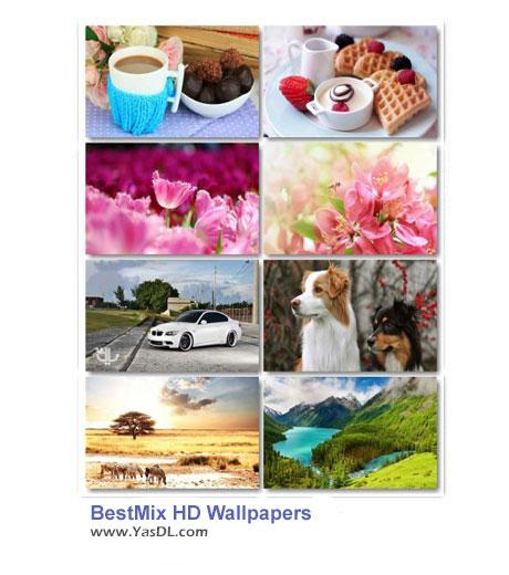 دانلود 54 والپیپر با موضوعات مختلف BestMix HD Wallpapers