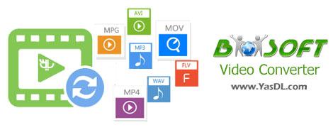 دانلود Brorsoft Video Converter 1.4.5.0 - نرم افزار مبدل ویدیو