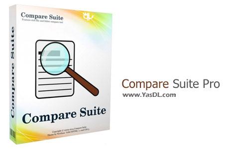 دانلود Compare Suite Pro 8.5.0.0 - نرم افزار مقایسه فایل های آفیس و PDF