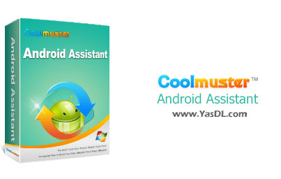 دانلود Coolmuster Android Assistant 1.9.24 - نرم افزار مدیریت اندروید در کامپیوتر
