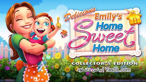 دانلود بازی مدیریتی Delicious Emilys Home Sweet Home برای کامپیوتر