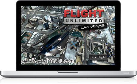 دانلود بازی کم حجم Flight Unlimited Las Vegas برای کامپیوتر