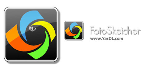 دانلود FotoSketcher 3.10 Final+ Portable - نرم افزار تبدیل عکس به نقاشی
