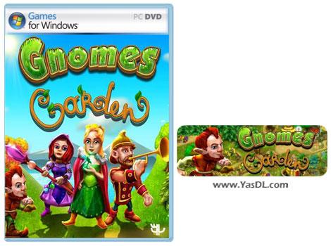 دانلود بازی کم حجم Gnomes Garden برای کامپیوتر
