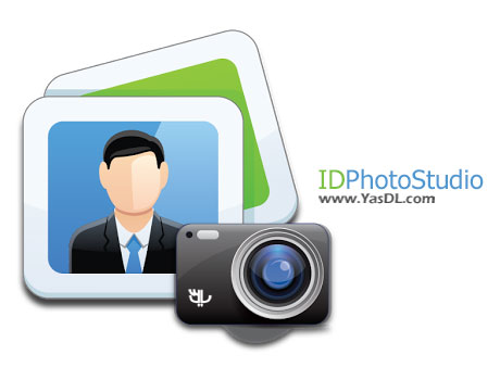 دانلود IDPhotoStudio 2.13.5.41 + Portable - نرم افزار ساخت عکس پرسنلی