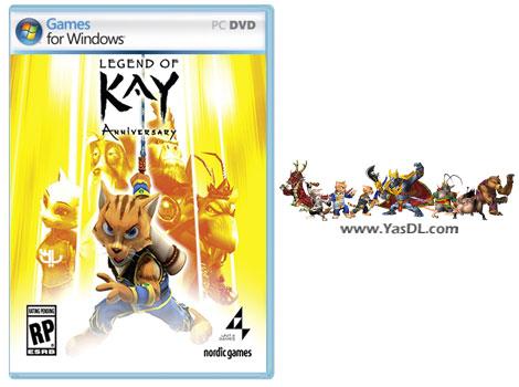 دانلود بازی Legend of Kay Anniversary برای PC