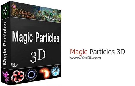 دانلود Magic Particles 3D 3.1 + Portable - نرم افزار طراحی 3 بعدی