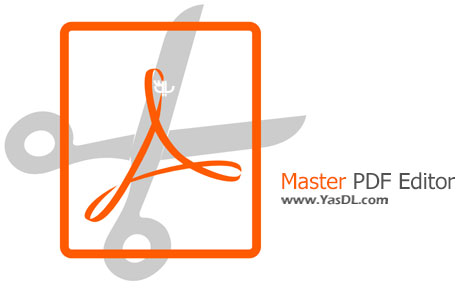 Master PDF Editor 5.6.09 PDF Editing Software