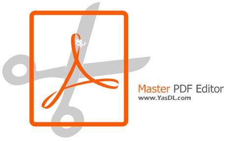 دانلود Master PDF Editor نرم افزار ویرایش اسناد PDF