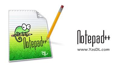 دانلود Notepad++ Final + Portable - نوت پد پلاس پلاس نرم افزار ویرایش متون