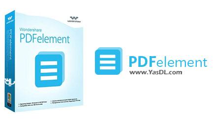 دانلود Wondershare PDFelement 5.5.3.5 - نرم افزار ویرایش PDF