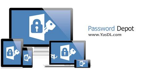 دانلود Password Depot 8.2.0 - نرم افزار مدیریت رمزهای عبور