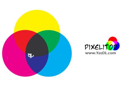 دانلود Pixelitor 3.1.3 + Portable - نرم افزار ویرایش عکس